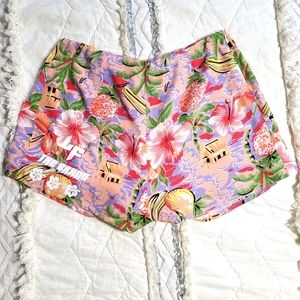 LF the Brand tropical shorts